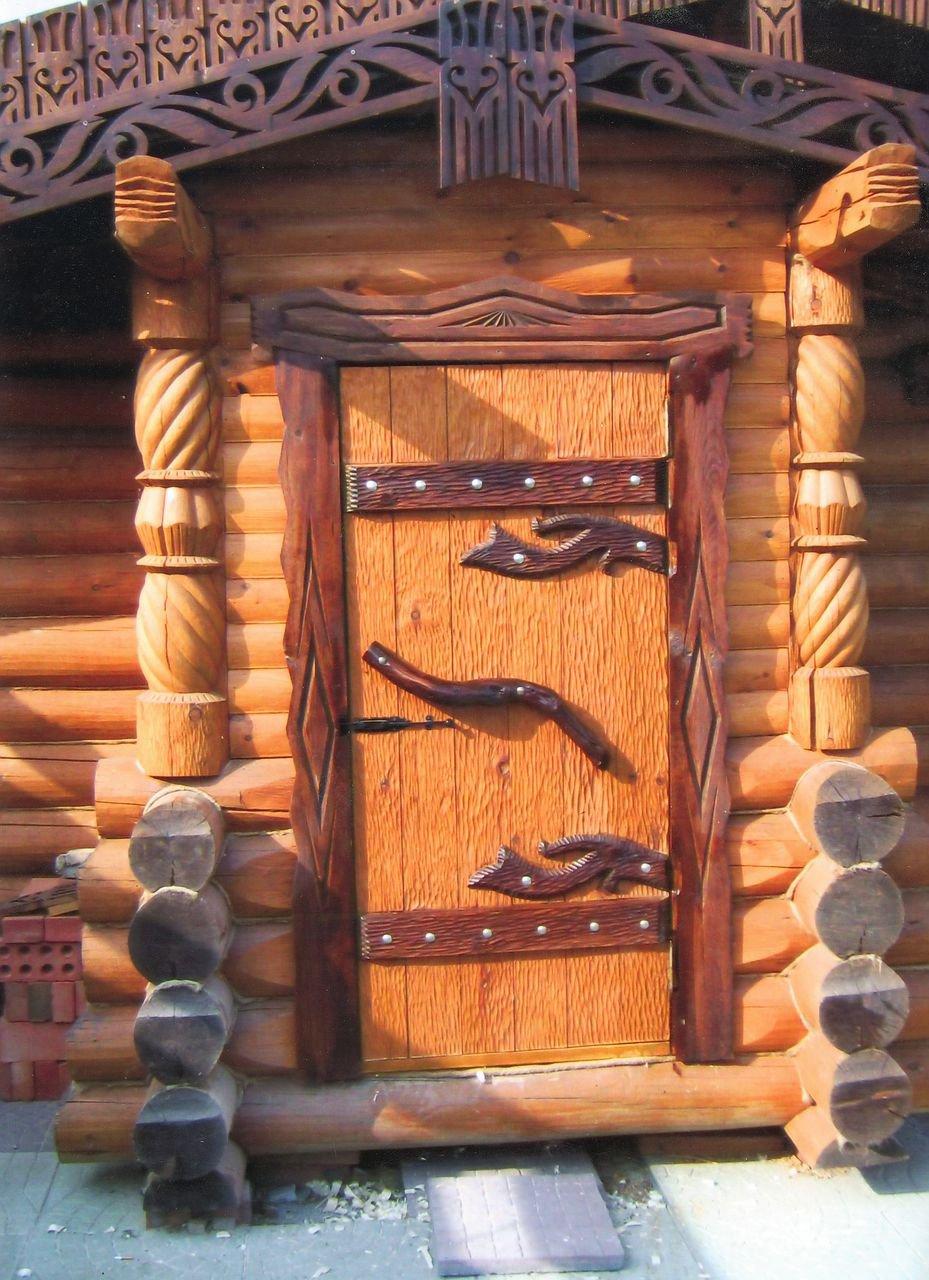 Наличники на дверь в баню своими руками